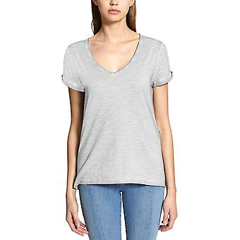 Sanctuary | Twist Sleeve Basic T-Shirt