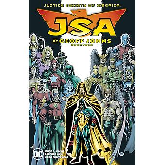 JSA by Geoff Johns Book Four by Johns & Geoff
