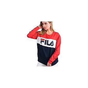 Fila Leah Crew Sweat 687043G06 naisten collegepaidat