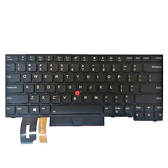 Lenovo Replacement Keyboard for ThinkPad L480 20LS-20LT Backlit 01YP520 QWERTY