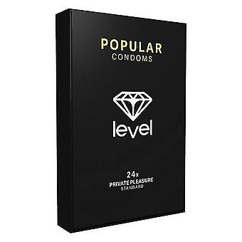 Level popular condoms 24 pack