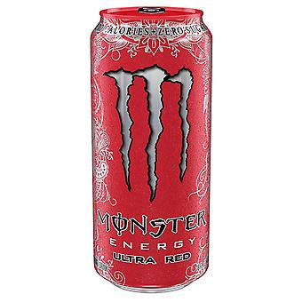 Monster Ultra Red 12 x 500ml