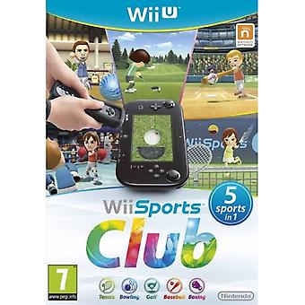 Wii Sports Club Wii U Game