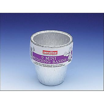 Caroline Deep Mini Pudding Basin 6ozx9 T1041
