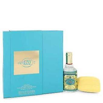 4711 By Muelhens Gift Set -- 3 Oz Eau De Cologne Spray + 3.5 Oz Soap (men) V728-546614