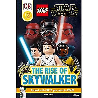 DK Læsere Niveau 2: Lego Star Wars Rise of Skywalker (DK Læsere Niveau 2)