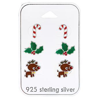 عيد الميلاد - 925 مجموعات الفضة الاسترليني - W30770x