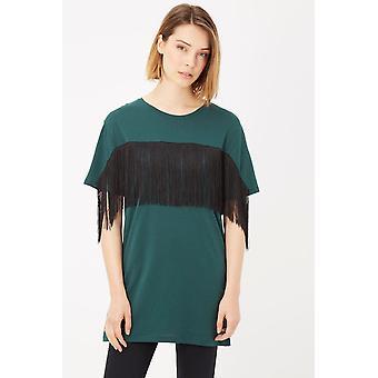 Please Verde Green Tops & T-Shirt