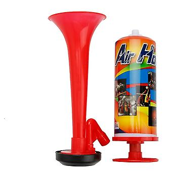 Hand Push Air Fan Horn, Cheer Leading Sport Treffen, Trompete Kinder,