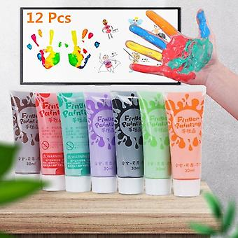 Washable Finger Paints