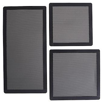 Magnetic Frame Filter Dustproof Pvc Mesh Net Cover Guard For Home Chassis Pc