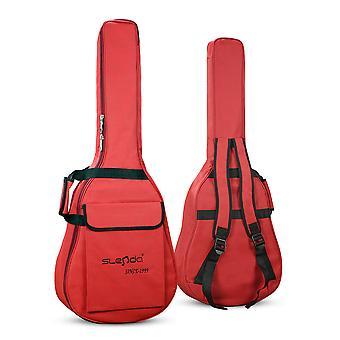 Waterproof Acoustic Guitar Gig Dual Strap Backpack 40''/ 41''