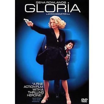 Gloria (1980) importar de Estados Unidos [DVD]