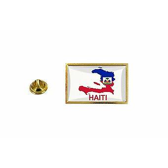 pine pine pine badge pine pin-apos;s country flag map HR Haiti