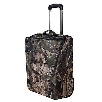 Valise de voyage Rolling Luggage Oxford Bag Boarding Trolley Case