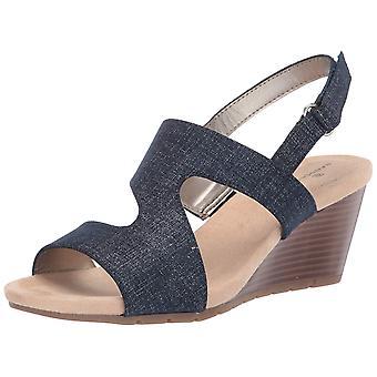 Bandolino Women's Kengät Gannett Avoin Toe Casual Platform Sandaalit