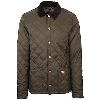 Barbour Beacon Olive Starling Quilt Jacket