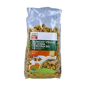 Crunchy Vegan With Oats And Turmeric 375 g