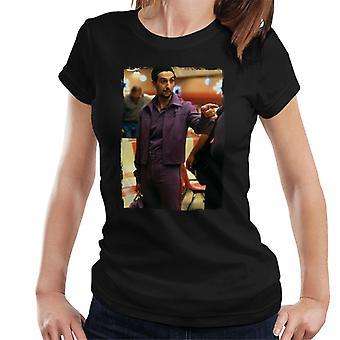 Iso Lebowski Jeesus keilahallissa Naiset&Apos;t-paita