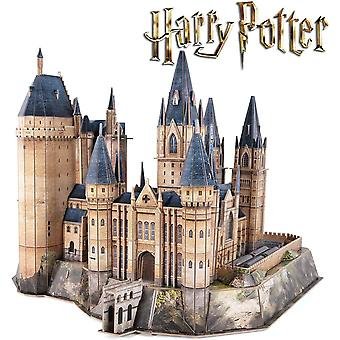 CubicFun 3D Jigsaw Puzzles Harry Potter LARGE Astronomy Tower Hogwarts Collectables Birthday