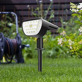 Wasserdichte Solar Led Rasenlicht für Outdoor-GartenHof Weg