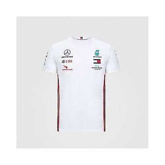 Mercedes AMG Petronas Mercedes Amg Petronas Motorsport F1™ Herren Team T-shirt 2020 Weiß