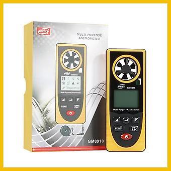 Taşınabilir Anemometro Termometre