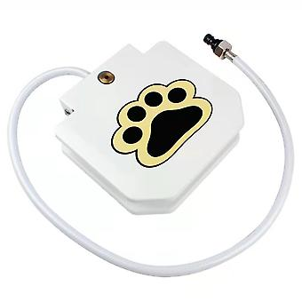 Outdoor Dogs Fresh Water Fountains, Pet Drinking Outdoor Training Tool, with 1meter Hose Pipe