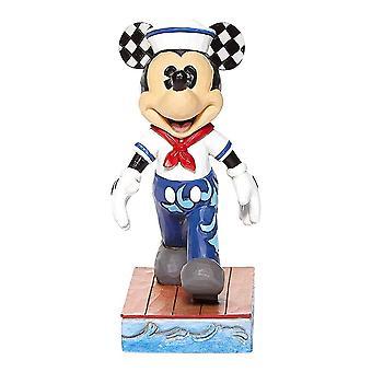 Disney Perinteet Mikki Hiiri 'Snazzy Sailor' Figurine