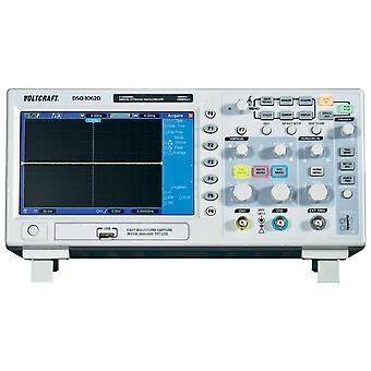 Voltcraft DSO-1062D-VGA Digital Oscilloscope 60MHz with VGA Interface