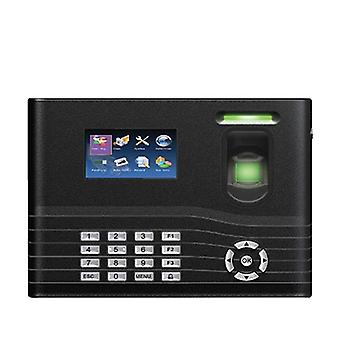 Biometric Time Attendance System, In01-a With Ic Card, Time Recording, Smart