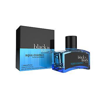 Black Is Black Aqua Essence Pour Hommes 100ml