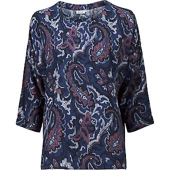 MASAI CLOTHING Masai Navy Top 1003066 Becca