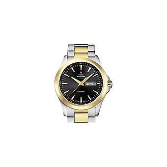 Reloj masculino Militar Suizo SMP36040.27, Cuarzo, 42mm, 5ATM