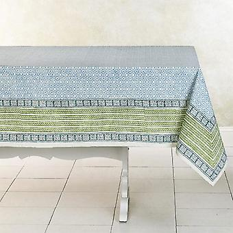 Spura Home Made Indian Oriental Delight Cotton Nappe 5'x5'