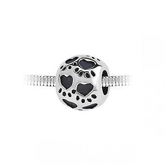 Encanto de perla de acero por SC Cristal BEA0284