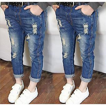 Children's Hole Jeans
