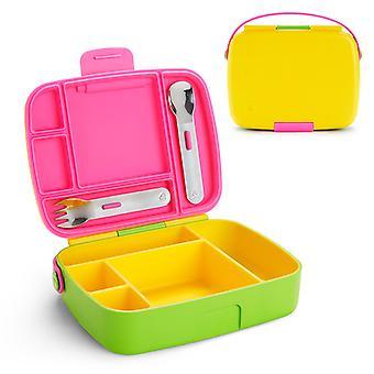Munchkin Bento Box Multi Yellow