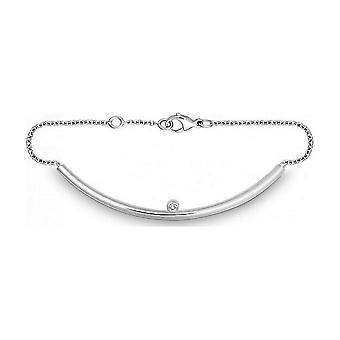 QUINN - Bracelete - Senhoras - Prata 925 - Diamante - Wess. (H) - piqué - 282239