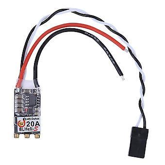20A 2-4s लिटिलबी एफपीवी रेसिंग एस्क स्पीड कंट्रोल डब्ल्यू/ blheli_s डिशॉट