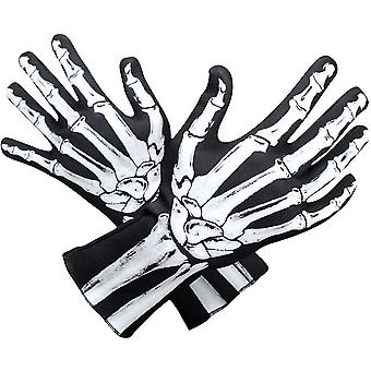Simulation Skeleton Cosplay Gloves Halloween Scaring Toys