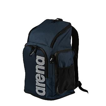 Arena Team Backpack Sports Swimming Gym Equipment Kit Bag - Navy