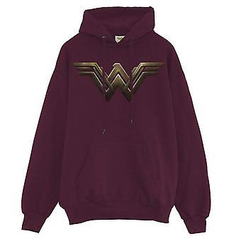 Wonder Woman Naisten/Ladies Logo Pullover Huppari