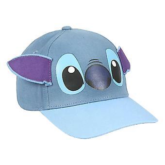 Lasten Disney Stitch Character Baseball -lippis