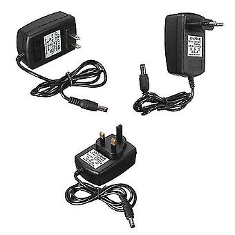 For AC DC 12V 2A Power Supply Adapter Charger For CCTV Security Camera WS38049