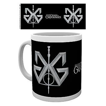 Fantastic Beasts 2 - Grindlewald Emblem Mug