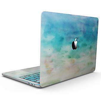 """Errötet Mint 32 absorbiert Aquarell Textur - 13"""" Macbook Pro ohne"""