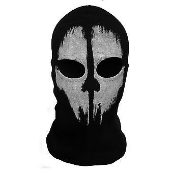 Υπαίθρια αθλητική πεζοπορία ΚΑΠ- Αντιανεμική μάσκα προσώπου κρανίων φαντασμάτων