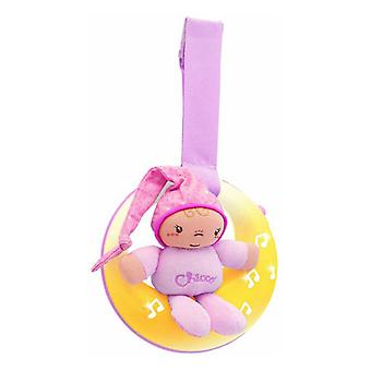 Cot Mobile Chicco Pink
