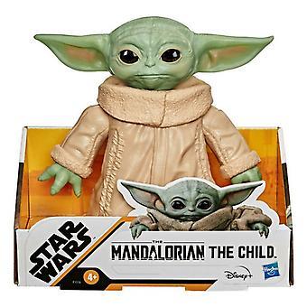 Toimintahahmo Star Wars Mandalorian Baby Yoda Hasbro (16 cm)